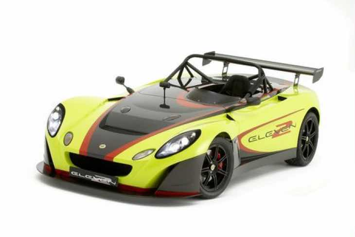 Lotus 3-eleven supercar performance