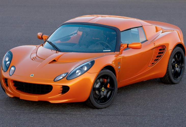 Lotus recall 2007-2008 Elise and Exige models in 2013