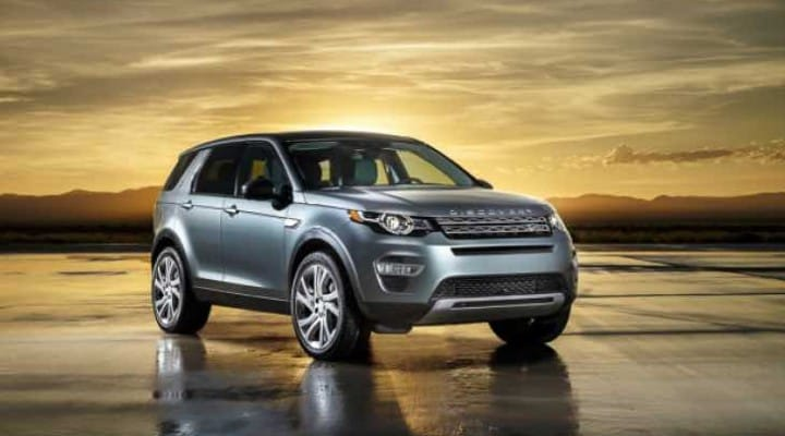 Lower 2015 Land Rover Discovery Sport price than expected