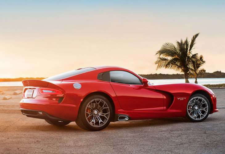 Ludicrous Dodge Viper price extortion
