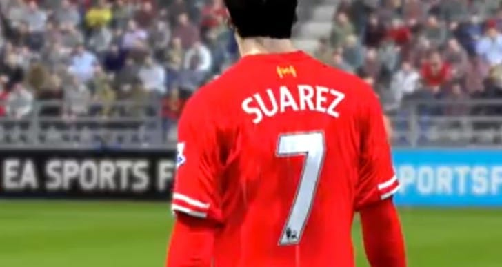 Vine shines with LFC's Suarez bite video mashup