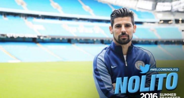 Nolito FIFA 17 upgrade after Man City transfer