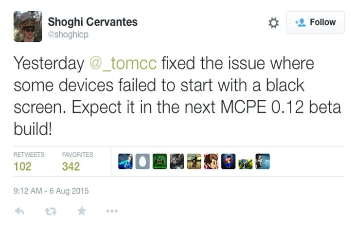 MCPE-0.12-beta-lack-screen-fix
