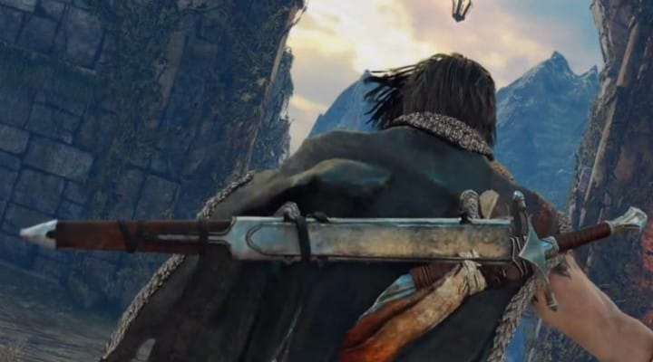 ME: Shadow of Mordor weapons captured from gameplay