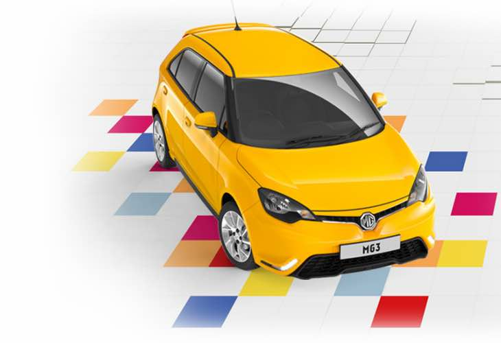 MG3 3Form Sport Easter incentive