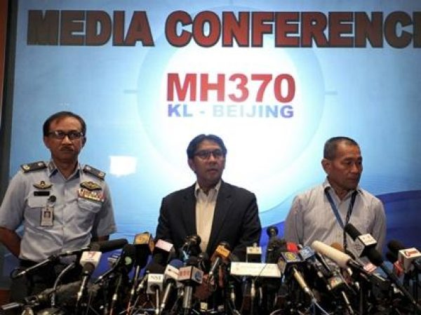 MH370 Flight news