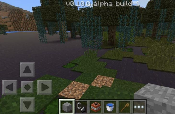 Minecraft-pe-beta-update-date