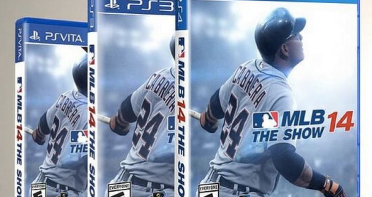 MLB 14 The Show PS4 Vs PS3 graphics