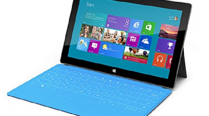 Microsoft Surface 3 may feature Tegra K1 processor