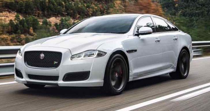 MY16 Jaguar XJ price for key upgrades