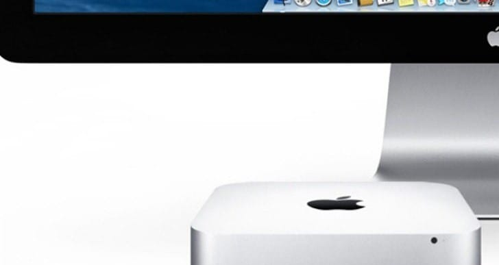 Mac mini not in Apple 2014 roadmap