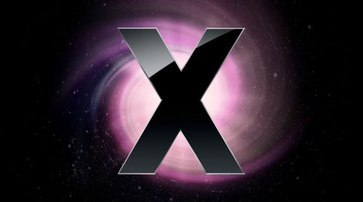 Mac OS X 10.9 enhancements, speed, and efficiency