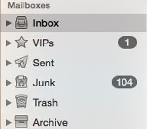Mac-OS-X-1010-Mail-junk