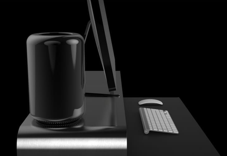 Mac Pro 2013 now available, options include