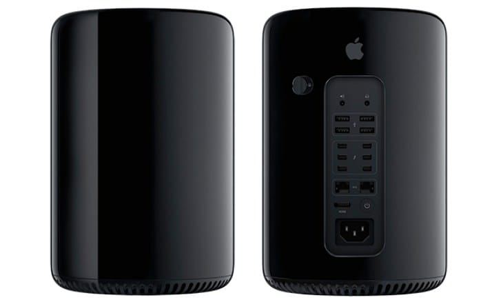 Mac Pro appreciation and disparagement over radical design