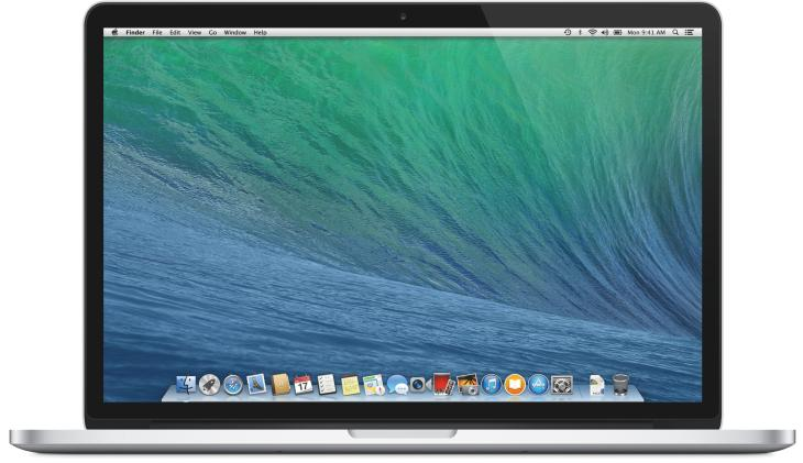 Mac book os x mavericks