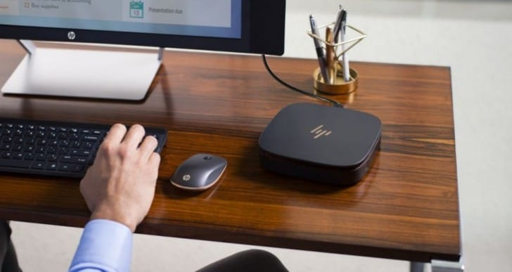 HP Elite Slice increases Mac mini 2016 update anticipation