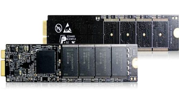 MacBook Air gets new SSD option for 2012