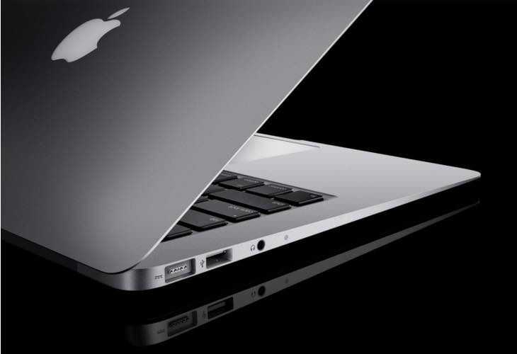 MacBook Air with Retina in 2015