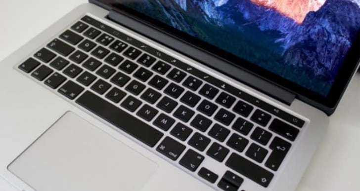 MacBook Pro with Touch Bar UK status update to 'Shipped' status