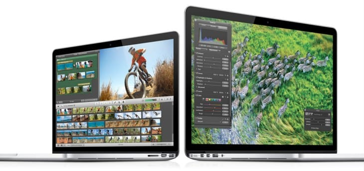 MacBook Pro features needed for 2013