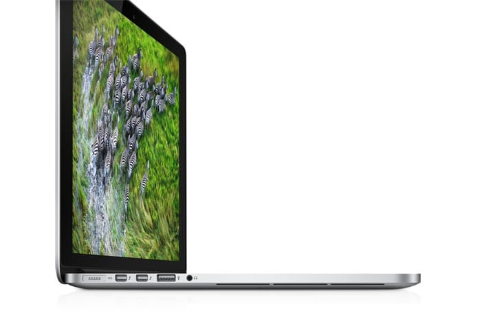 2013 MacBook Pro will include a Retina and Haswell