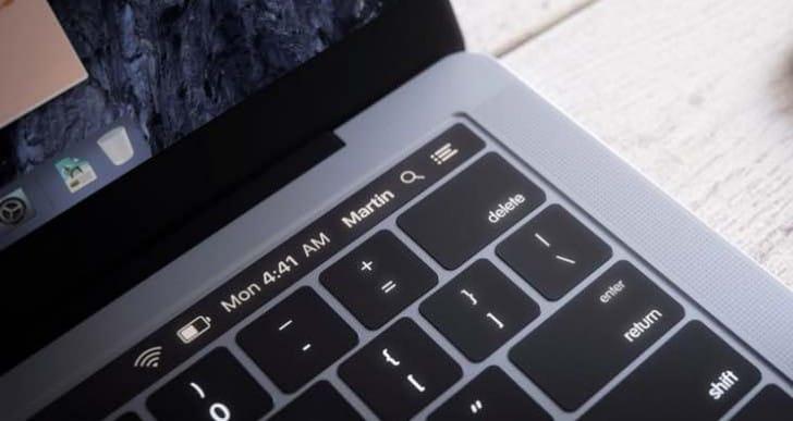 MacBook Pro getting ready for significant changes