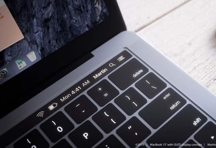 MacBook Pro upgrade release
