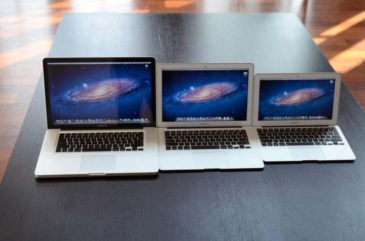 MacBook Pro vs. MacBook Air review
