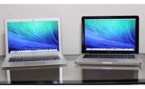 MacBook Pro vs. MacBook Air specs and review