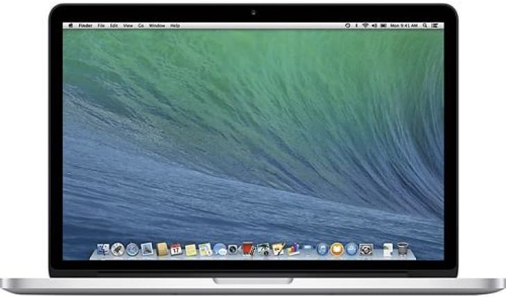MacBook Pro with 13.3-inch Retina display