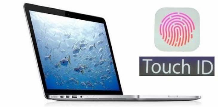 MacBook Pro with Touch ID