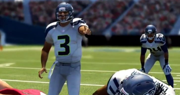 Madden NFL 25 trailer with PS4, Xbox One gameplay
