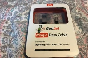 GadJet Magic Cable review for your Lightning and Micro USB devices