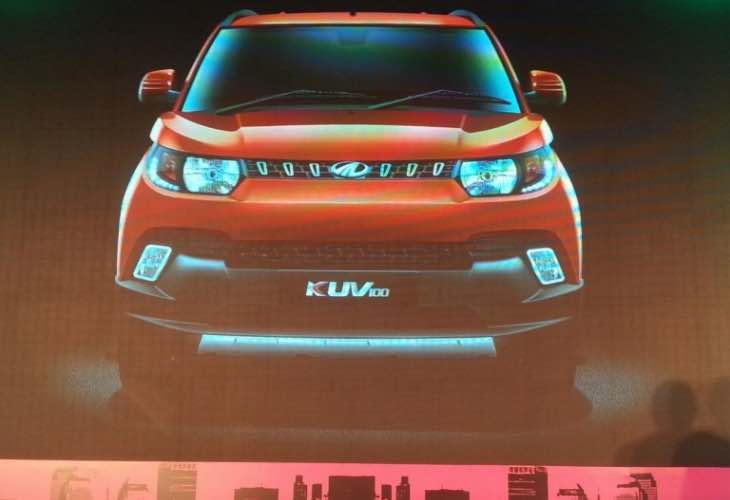 Mahindra KUV100 launch date announced