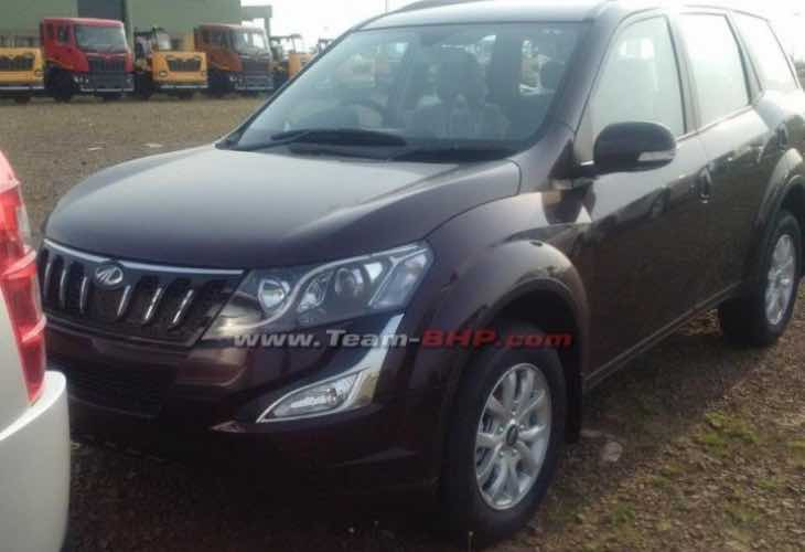 Mahindra XUV500 facelift review eagerness