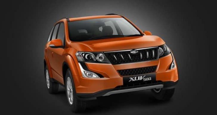 New Mahindra XUV500 options available via PDF