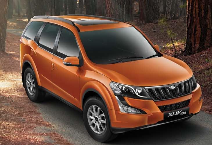 Mahindra XUV500 release