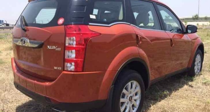 Mahindra reveals new XUV 500 price and variants in India