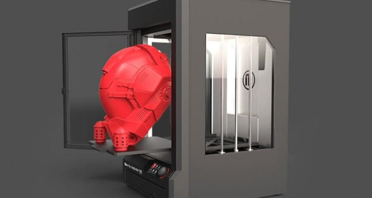 MakerBot Replicator Z18 3D printer price and availability