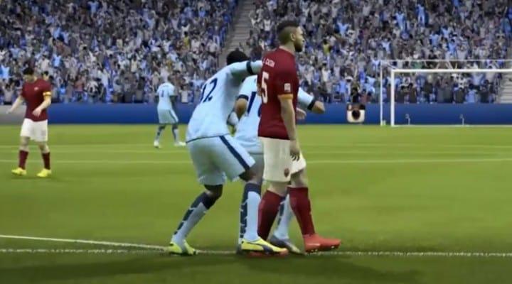 Man City FC vs Roma in multiple predictions