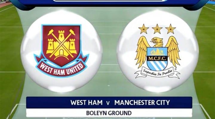 Man City beat West Ham FC in Oct 25th FIFA prediction
