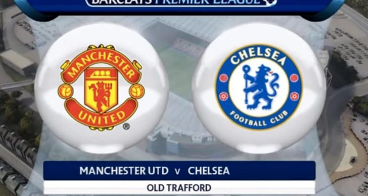 Man United vs. QPR, Chelsea in FIFA 15 career mode