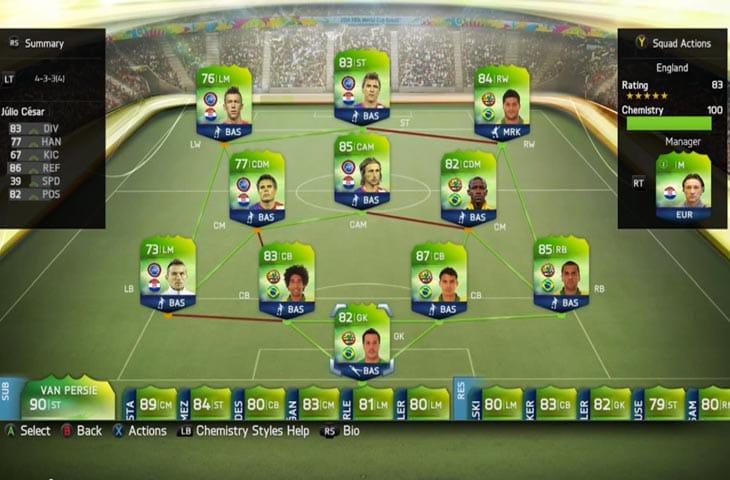 Bayern S Mandzukic With Barcelona S Alves In Hybrid Fifa