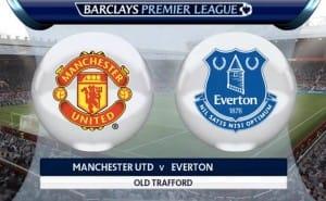 Man Utd Vs Everton FC in multiple gamer predictions