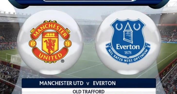 Man Utd Vs Everton FC in multiple gamer predictions