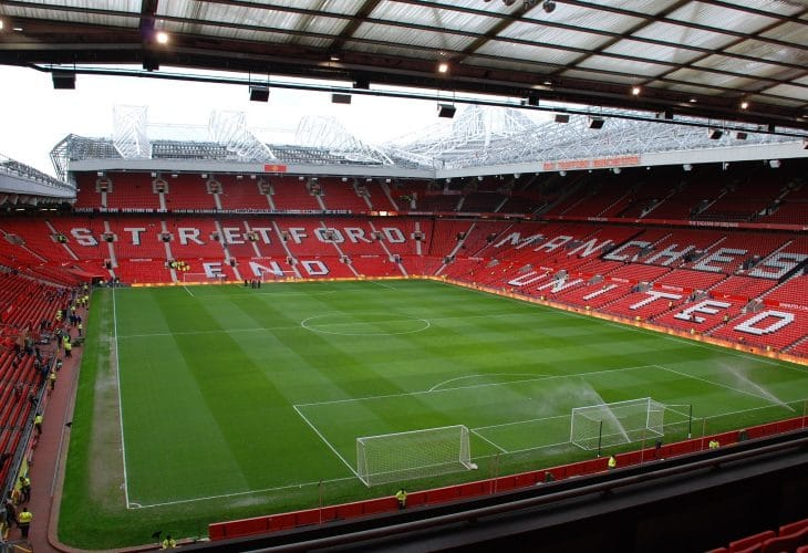 Manchester United crackdown does not affect smartphones