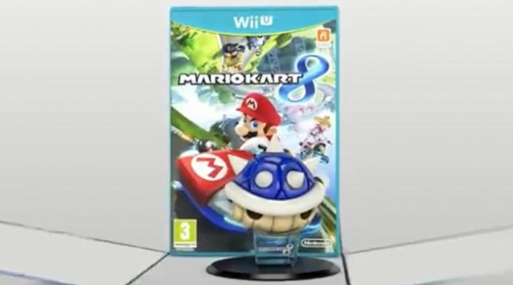 Mario Kart 8 Limited Edition arriving with blue tortoise shell