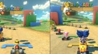 Mario Kart 8 split-screen on release date