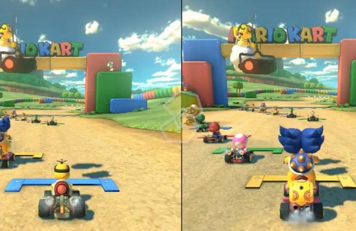 Mario kart 8 release date in Brisbane